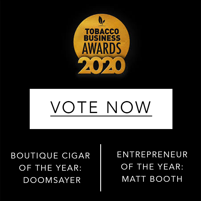 Tobacco Business Awards 2020 - VOTE NOW